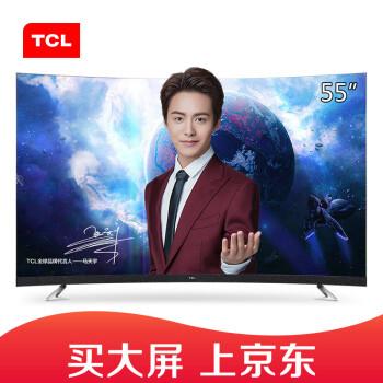 TCL T3系列 曲面4K液晶电视