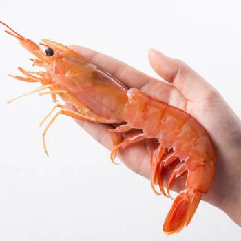 WECOOK 味库 L1超大阿根廷红虾 2kg 30-40只 京东优惠券折后¥98 送海鲜辣炒酱