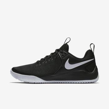 耐克Nike女鞋运动鞋轻盈透气排球鞋休闲鞋AA0286 Blk/Wht 10