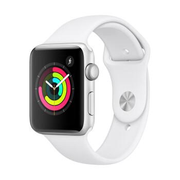 京东商城:30日8点:Apple Watch Series 3智能手表1699元包邮