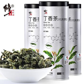 3罐装修正丁香叶茶猴头菇茶叶红茶长白山正品沙棘特级可搭胎菊金银花蒲公英根茶玫瑰花茶