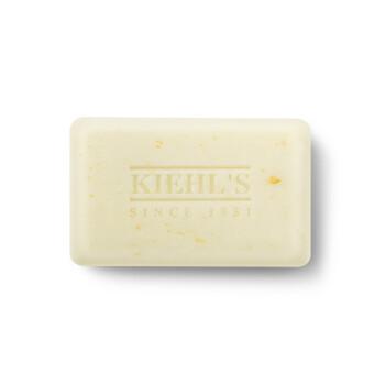 科颜氏(Kiehl's)男士燕麦皂 沐浴皂 洁面皂中样 男士燕麦皂 中小样 无塑封 90g