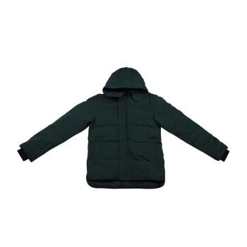 canada goose加拿大鹅女士奢侈品女装绿色长款羽绒服户外休闲外套3804M778 绿色 S