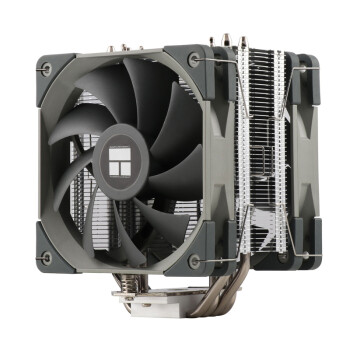京东商城:Thermalright 利民 刺灵 AS120 PLUS 双风扇版 CPU散热器149元