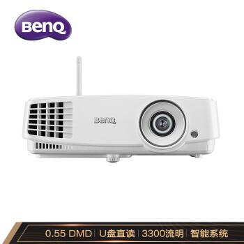 京东商城:明基(BenQ)E310 智能投影仪2499元