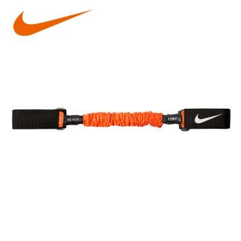 正品耐克NIKE腿部拉力绳脚步训练脚踝侧步带足球小腿拉力器 弹力绳NER22043OS
