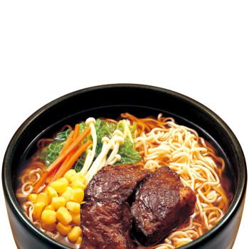 中国香港 出前一丁(NISSIN)方便面红烧牛肉味 100g