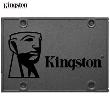 18日0点:Kingston金士顿 A400系列 480G SATA3 固态硬盘 京东499元包邮(已降400元,限前2小时)