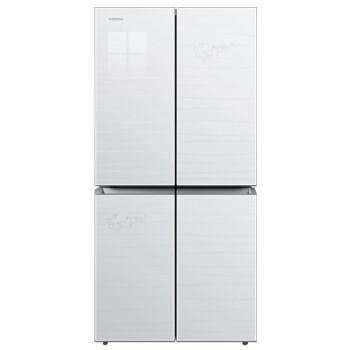 KONKA 康佳 BCD-396MN 396升 十字对开门冰箱