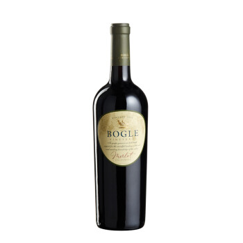 夏桑园Bogle梅洛红酒美国加州原瓶进口波格尔酒庄美乐干红葡萄酒750ml