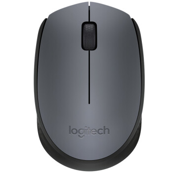 罗技(Logitech)无线鼠标M170