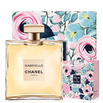 【国内专柜】法国Chanel香奈儿Gabrielle嘉柏丽尔女士浓香水 35/50/100ml 100ml浓香