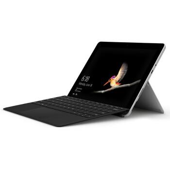 微软 Surface Go 二合一平板电脑 10英寸(4415Y/8G/128G)+黑色键盘套 京东4388元 平常4588元