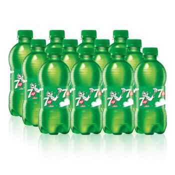 京东商城:限华南、PLUS会员:七喜 7up 柠檬味 汽水碳酸饮料 330ml*12瓶14.16元