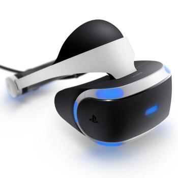 双11预告:SONY 索尼 PlayStation VR 虚拟现实头戴设备 摄像头套装