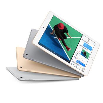 京东PLUS会员: Apple 苹果 2017款 iPad 9.7英寸 平板电脑 WLAN版 128G