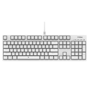 黑轴 104键 钛度 Taidu 召唤师电竞机械键盘 Cherry轴,预售特价369元包邮
