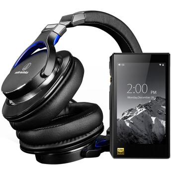 FiiO 飞傲 X5 III 三代 无损音乐播放器+铁三角 ATH-MSR7耳机套餐