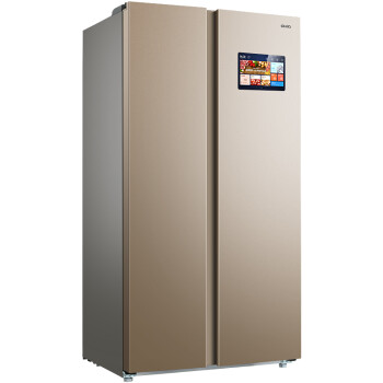 MeiLing美菱 570升双开门变频无霜冰箱BCD-570WPUCP