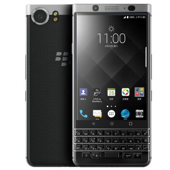 京东商城:20点:黑莓(BlackBerry)KEYone 4G全网通 4GB+64GB 银色*23266元(1633元/件)