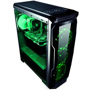 名龙堂剑龙GL40 i5 7500/GTX1060 6G独显/技嘉B250/三星128G M.2固态/台式组装电脑游戏主机