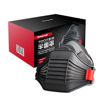 Honeywell 霍尼韦尔 7200系列 防尘面具