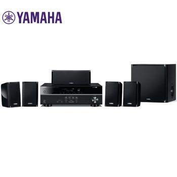 雅马哈(Yamaha)YHT-1840 音响 音箱 家庭影院 5.1声道 卫星式影院七件套 AV功放 音箱套装