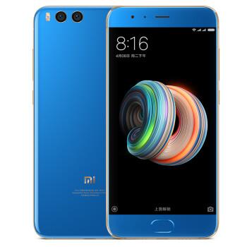 小米 Note 3 6G+64G 骁龙660 全网通手机 蓝色 1899元,再送100元电话卡