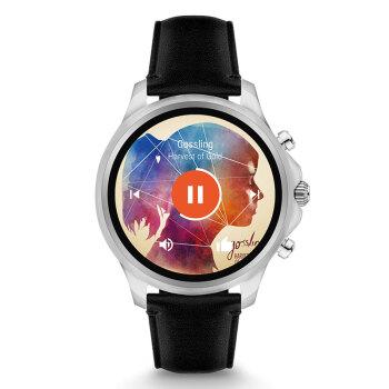 阿玛尼智能显示腕表手表,数码礼物