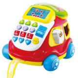 京东PLUS会员:AUBY 澳贝 463429DS 电子汽车电话 79元
