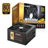 Huntkey 航嘉 额定600W WD600K 电脑电源(80PLUS金牌) 309元包邮(双重优惠)
