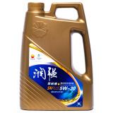昆仑天润 润强 5W-30 SN PLUSGF-5 4L 全合成机油 138元(需用券)