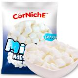 菲律宾进口 可尼斯 CorNiche迷你白棉花糖果200g *5件 49.5元(合9.9元/件)