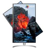 LG 27UK850 27英寸 IPS显示器(4K、FreeSync、HDR 10) 3649元包邮(需用券)