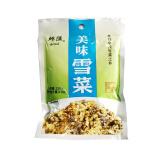 闲居人 雪菜 下饭菜雪里蕻 小菜咸菜腌菜 150g/袋 *9件 60.2元(需用券,合6.69元/件)