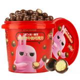 京东PLUS会员:Enon 怡浓 牛奶巧克力麦丽素 520g *3件 76.09元(双重优惠)