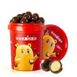 Enon 怡浓 纯脂黑巧克力麦丽素 100g *8件 40.2元(双重优惠)