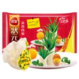 三全 状元水饺 韭菜鸡蛋口味 1.02kg 60只 早餐 火锅食材 烧烤 饺子 18.45元(需买3件,共55.35元)