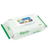 幸福未来通用型清洁护理湿巾100片(尺寸:20cm*15cm)无香型*8件 15.2元(合1.9元/件)