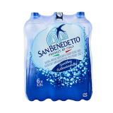 意大利进口 圣碧涛(San Benedetto)碳酸饮料 1.5L*6 (气泡水)(不同于矿泉水) *3件 74.5元(合24.83元/件)
