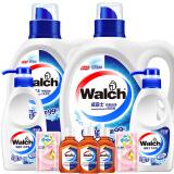 Walch/威露士 有氧洗衣液套装(洗衣液2.25kgx1和1kgx1+内衣净280gx2+消毒液60mlx3+柔顺剂50mlx2) 55.9元