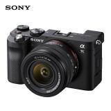 23日0点:SONY 索尼 ILCE-7CL 全画幅微单相机 套机(FE 28-60mm F4-5.6)
