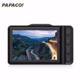 23日0点、京东PLUS会员:PAPAGO! 趴趴狗 N291 行车记录仪 Wi-Fi二代+32G卡
