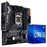 ASUS 华硕 TUF GAMING B460M PRO MATX主板(intel LGA1200、B460)+英特尔 酷睿i5-10400 CPU套装 板U套装 1281.1元包邮(双重优惠)