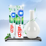 ZHONGHUA 中华 瓷感白 牙膏 花香龙井 140g *19件 107.1元(合 5.64元/件)