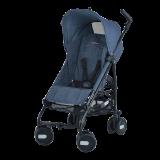 帕利高(PEG-PEREGO)婴儿推车可坐可躺折叠轻便携迷你超轻小婴儿车推车定制款 牛仔蓝 989元