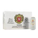 Mecklenburger 梅克伦堡 小麦啤酒 500ml*24听 *5件