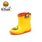 B.Duck 小黄鸭 儿童软底雨靴 35元包邮(需用券)