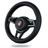 WRC 汽车方向盘套 四季通用 黑色 *3件 +凑单品 249元包邮(需用券,合83元/件)