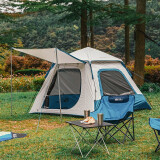 MOBIGARDEN牧高笛EX19561004户外自动速搭帐篷+凑单品